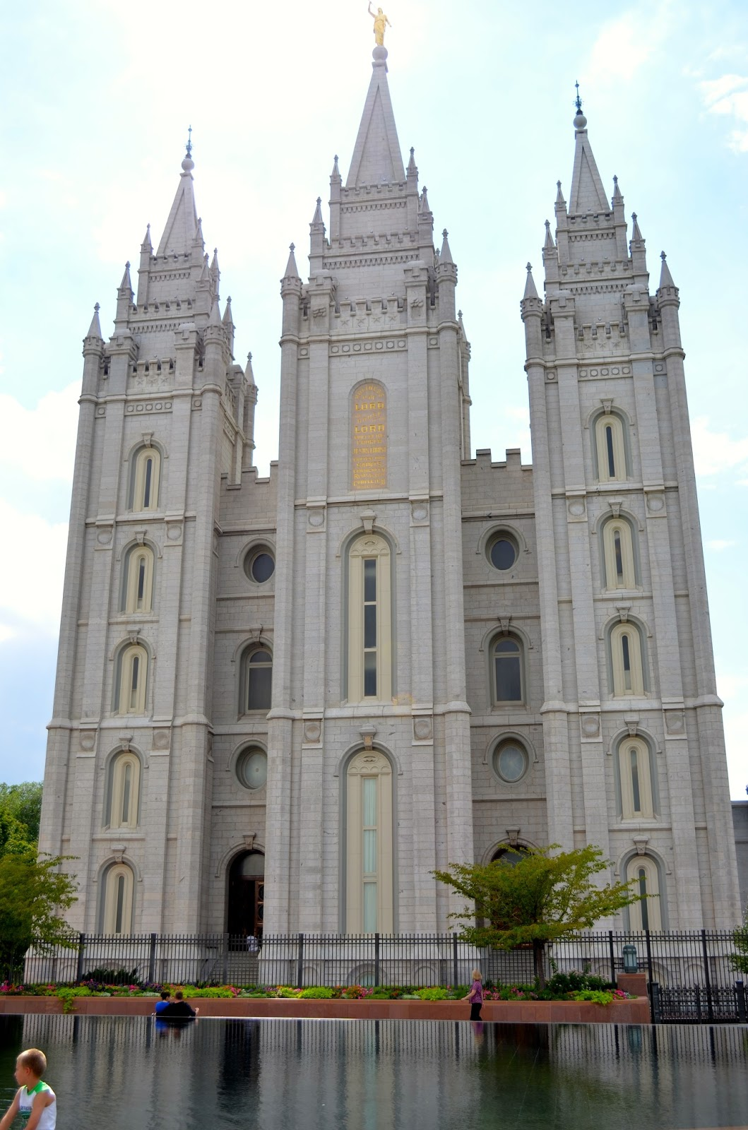 LDS Temple Salt Lake City