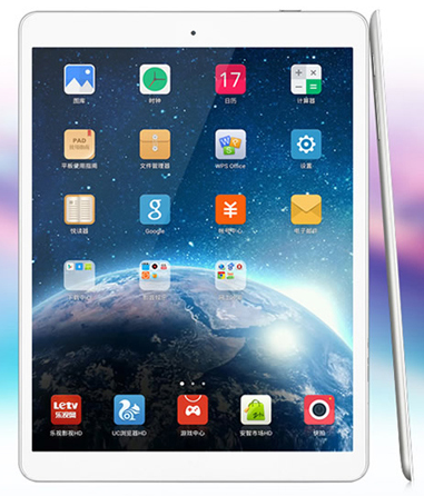 Onda V975i Android Tablet with Intel Atom Z3735D CPU