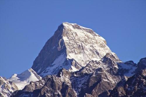 Haathi Parvat Mountain in India