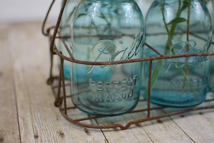 Create Vintage Mason Jar Decor My Darling Days