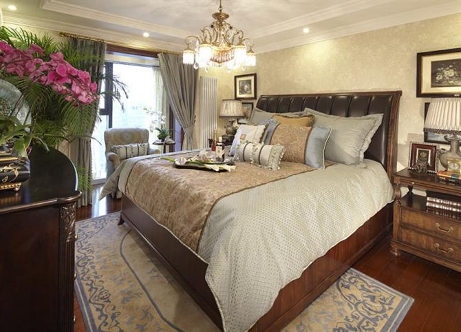 Dise o de dormitorios cl sicos dormitorios con estilo - Diseno de dormitorios matrimoniales ...