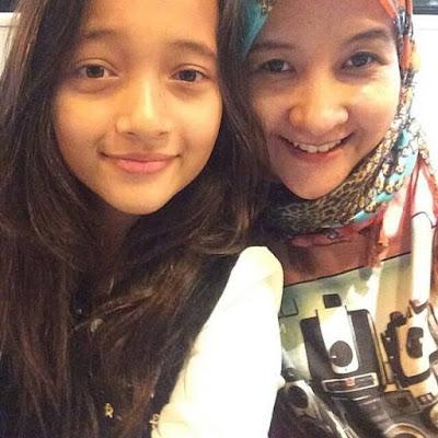 Biodata dan Foto Cantik Megan Domani Anak Jalanan RCTI