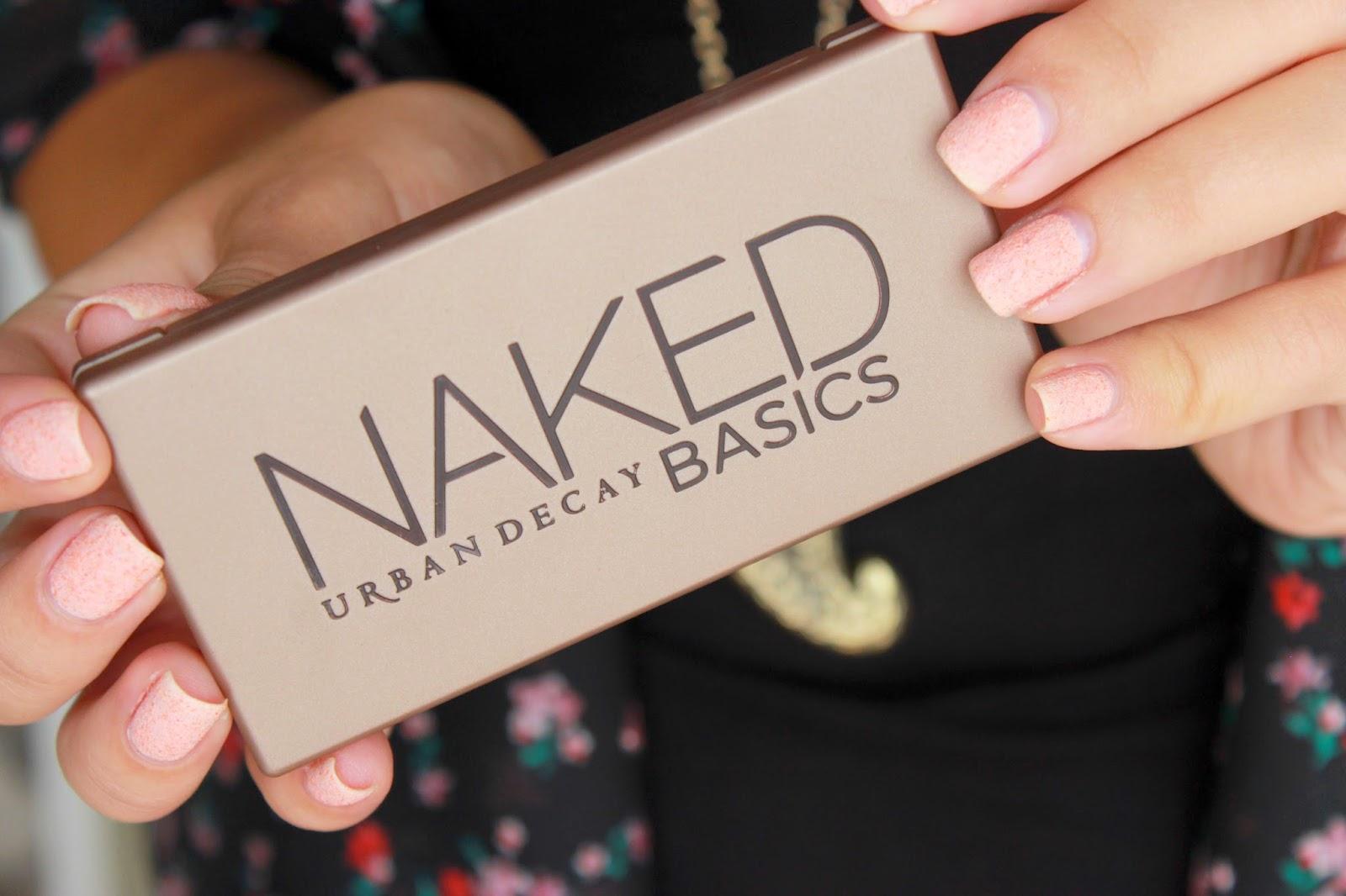 Naked Basics Urban Decay REVIEW
