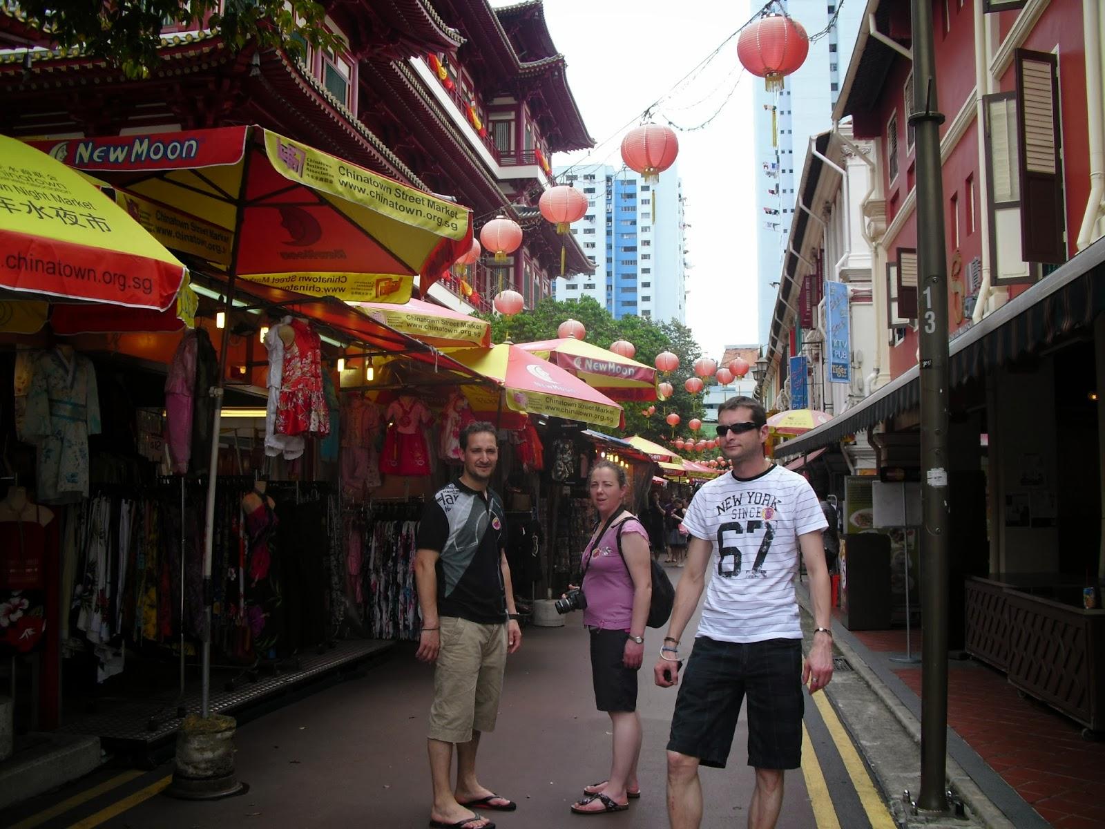 singapur, singapore barrio chino