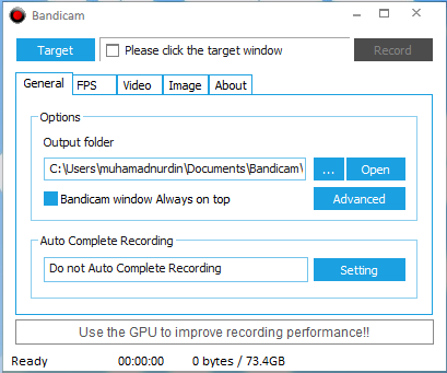 You can search for link for any files including Bandicam 1 8 9 371 Crack on