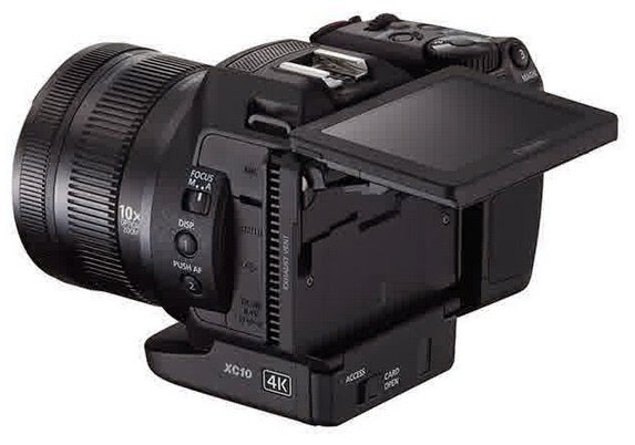 Spesifikasi dan Kelebihan Canon XC10 Terbaru