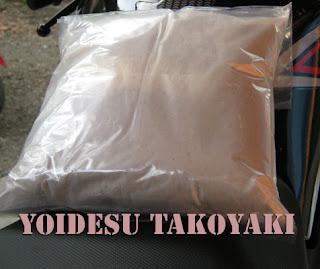 cara buat takoyaki