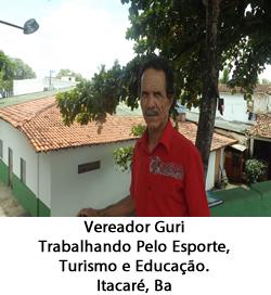 Vereador Guri