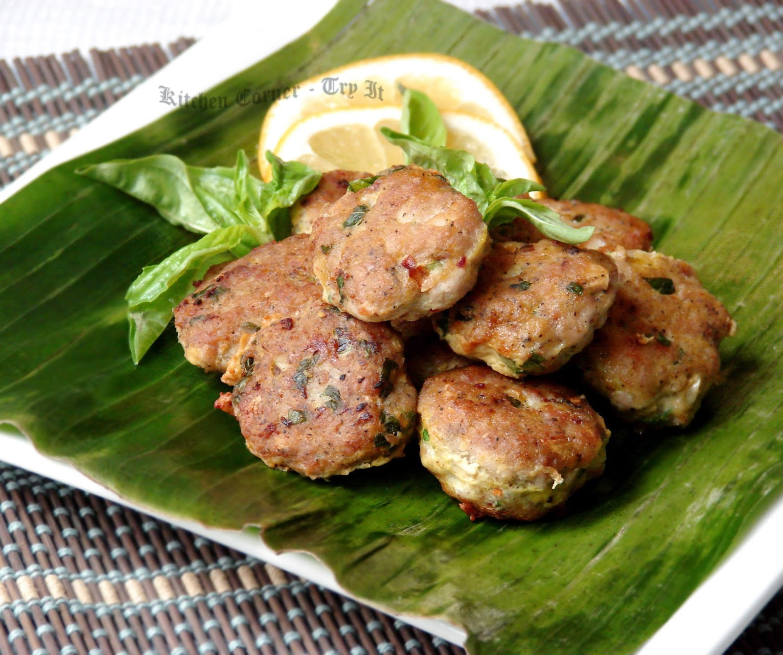 Bake Fish Cakes In Oven