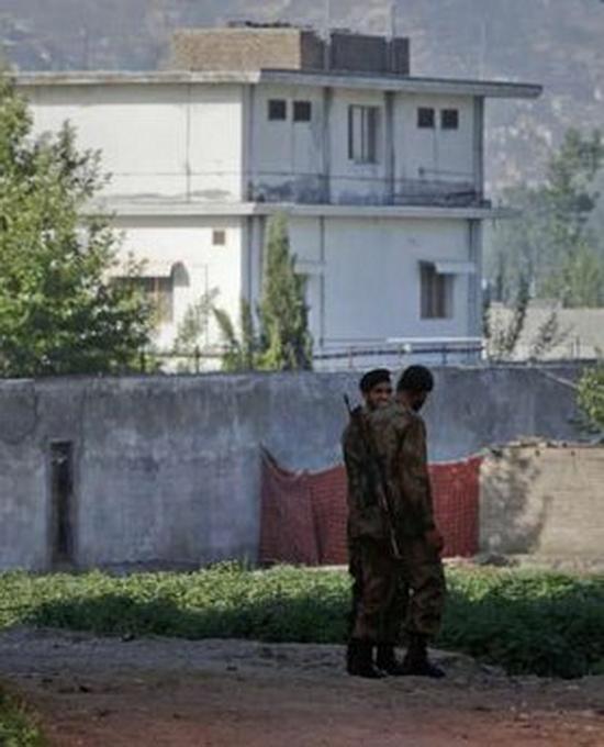 osama bin laden hideout. hair Osama bin Laden#39;s