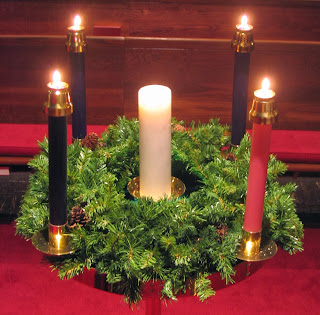 Advent Wreaths, part 3
