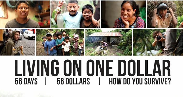 Living On One Dollar: A Review / A Life with Subtitles