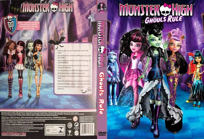 Monster High: Ghouls Rule – Latino
