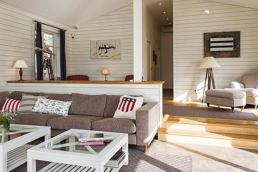 Vicky 39 s home una casa de verano en una isla escandinava for Casa escandinava