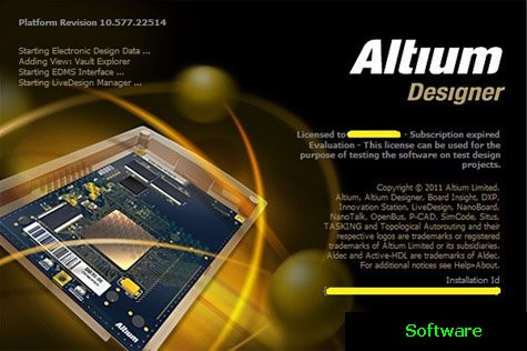 Altium Designer 10.577.22514 with All Plugins, Examples, Libraries