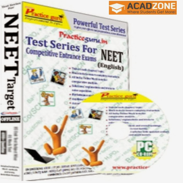 NEET Target 1 CD Pack Audio CD DVD MP3 MP4