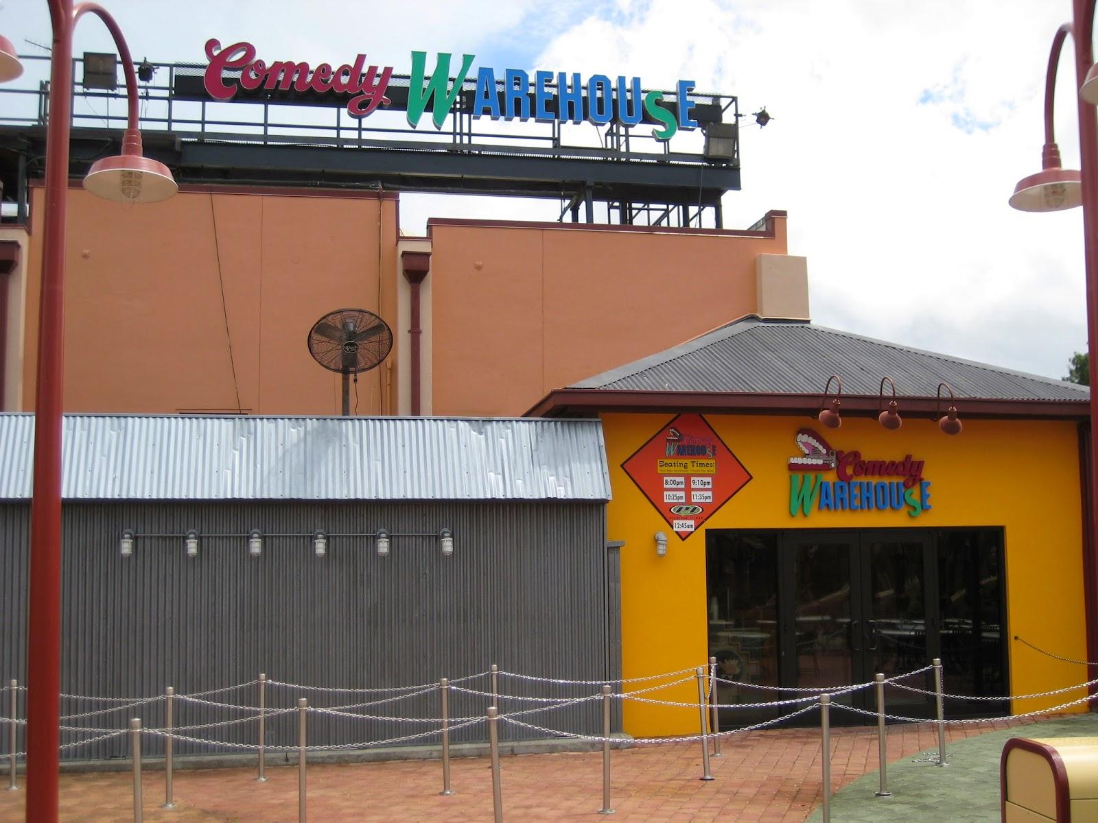 Disney Comedy Club - Comedy Clubs - Pleasure Island