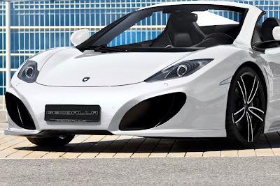 Gemballa McLaren MP4 Spider