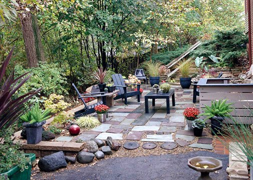 Landscape design ideas landscape ideas planning your for Landscaping your garden