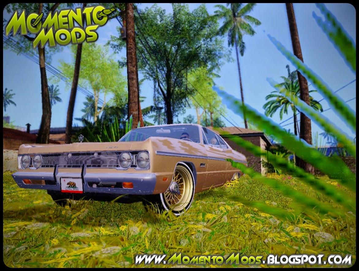 GTA SA - ENB Series Beautiful World Mod V2