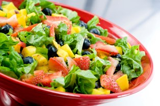 healthy salad for health