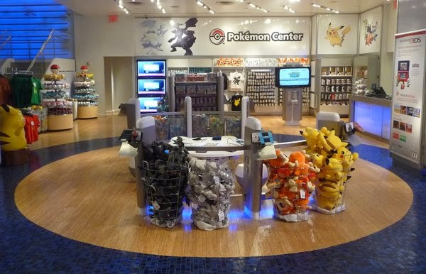 Les Ateliers du Pokémon center