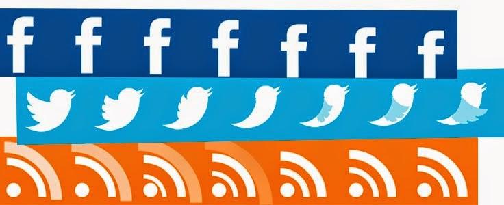 إضافة أزرار مواقع التواصل الإجتماعي شكل جميل متحرك
