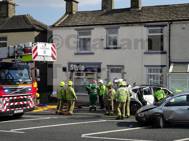 RTC, Halifax Road, Buttershaw, Bradford,Tescos.