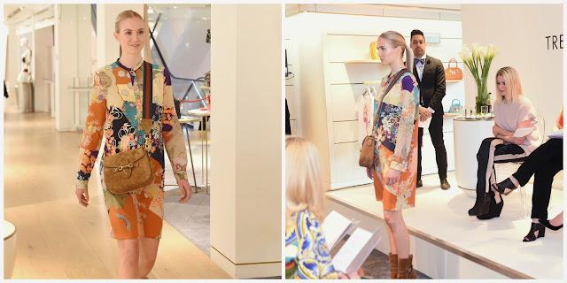 Designer Trend Showcase at Harvey Nichols
