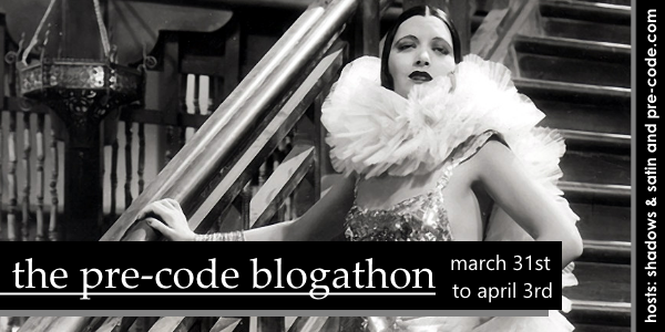 Hot Socks! It's a Pre-Code Blogathon!