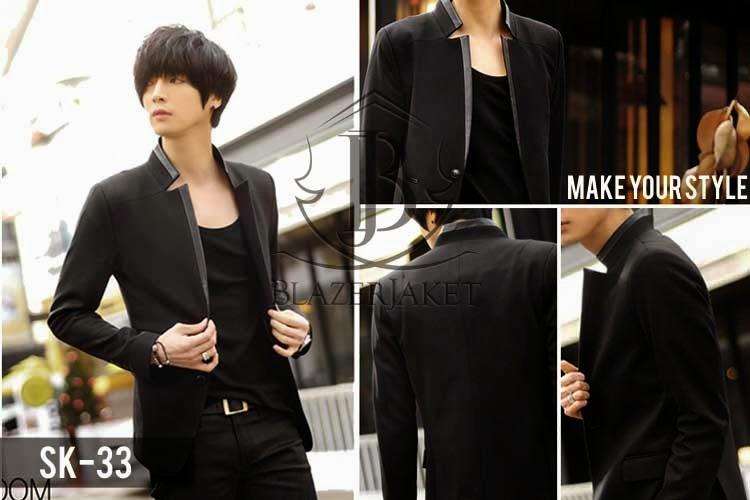Korean Blazer Style - KS33 blazer murah blazerjaket