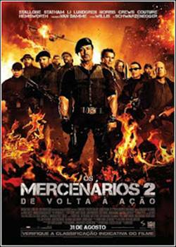 Os Mercenários 2 Dublado
