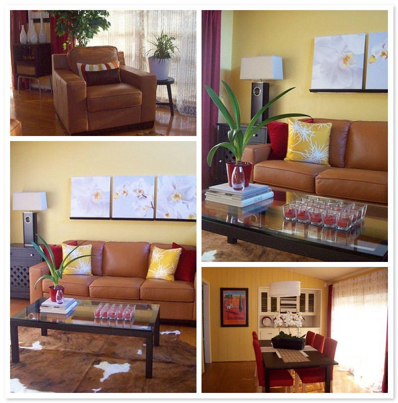 Simple and Inexpensive way to decorate your living room | LIFE ...