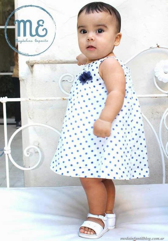 vestidos bebas verano 2014 magdalena esposito