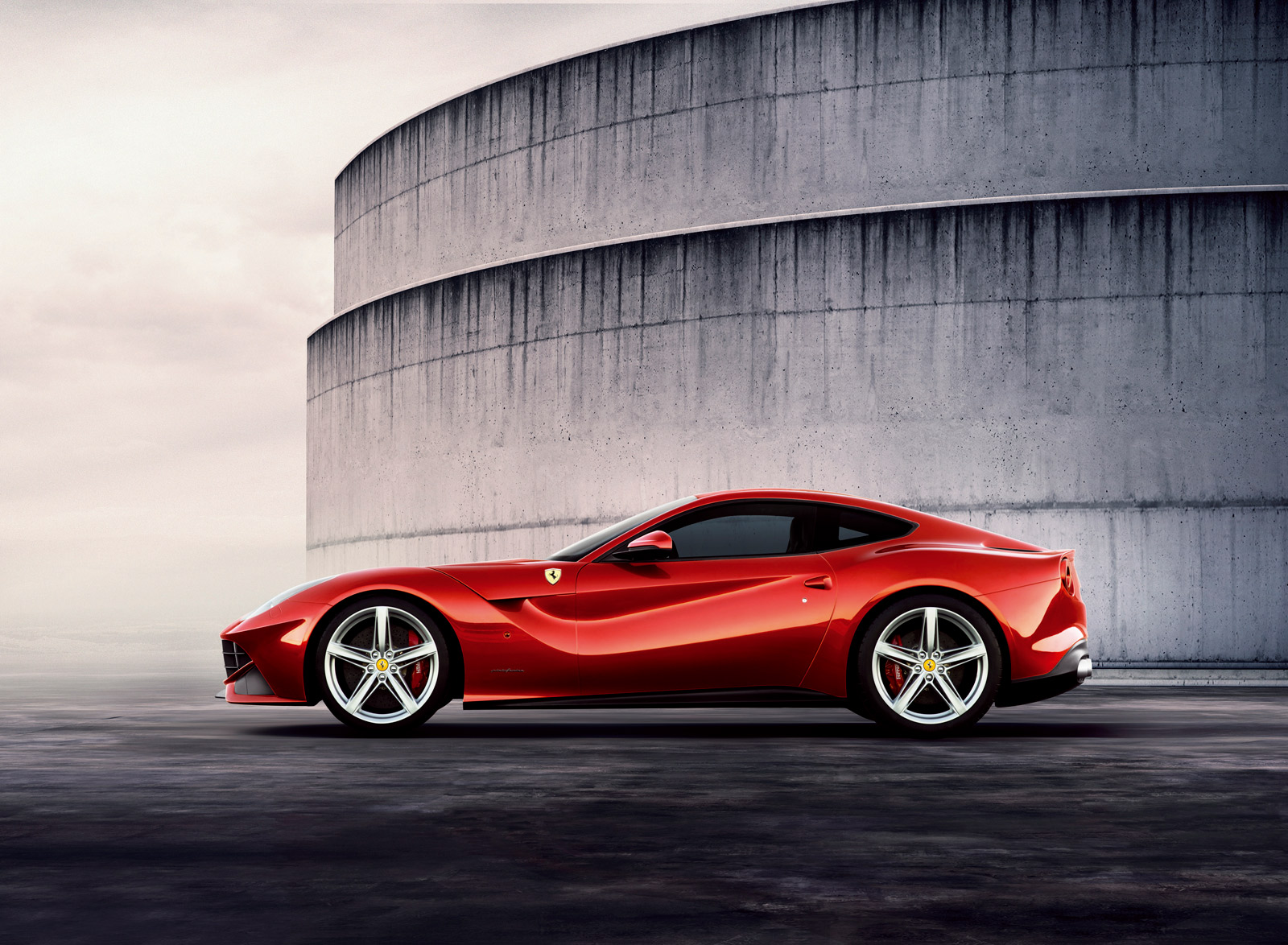 2013 ferrari f12 berlinetta auto cars concept. Black Bedroom Furniture Sets. Home Design Ideas