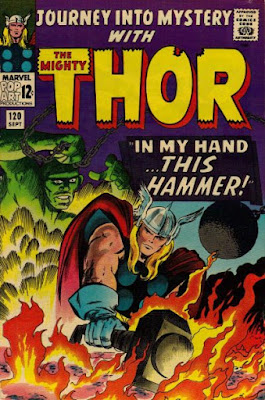 Journey Into Mystery #120, Thor