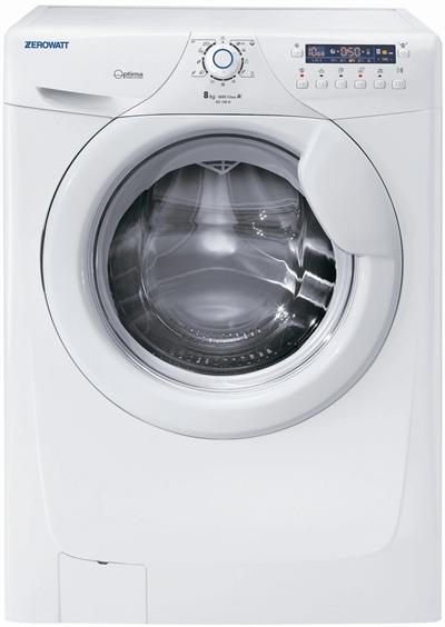 Tv simone lavatrice zerowatt 8 kg for Lavatrice 8 kg offerta