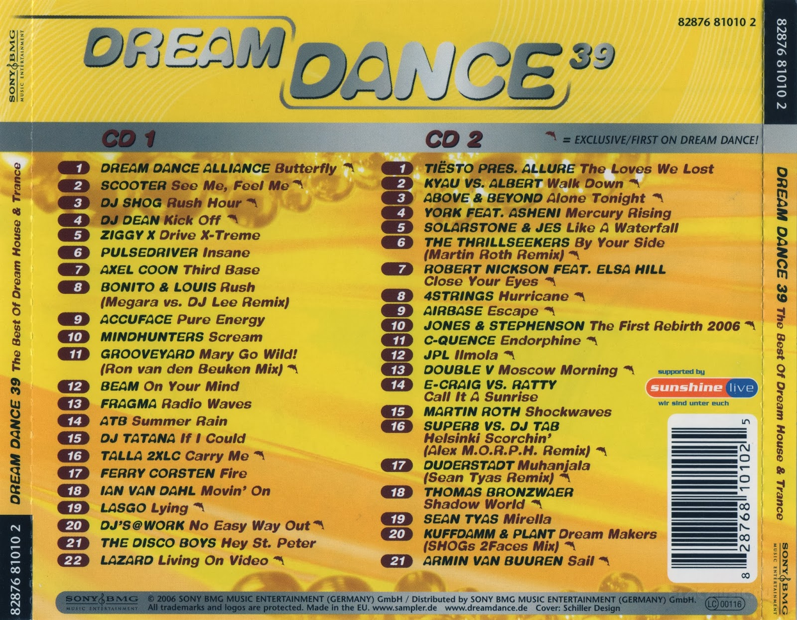 DJ Tatana - Dream Off