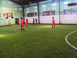turnamen futsal AMM se-kota Yogyakarta