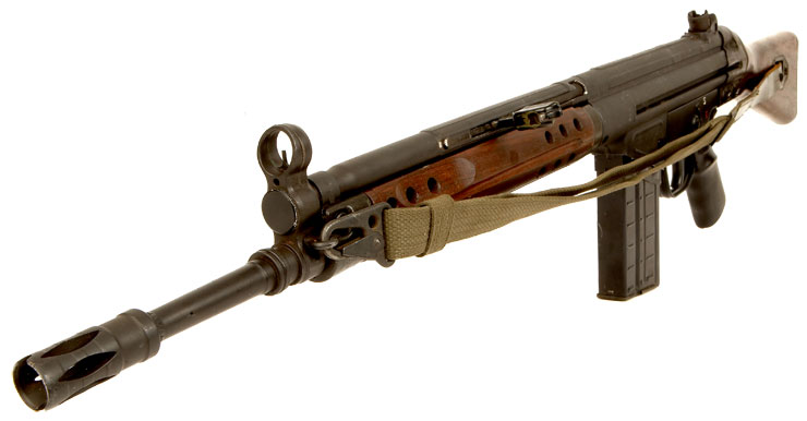 Image result for images of G3 rifle shot