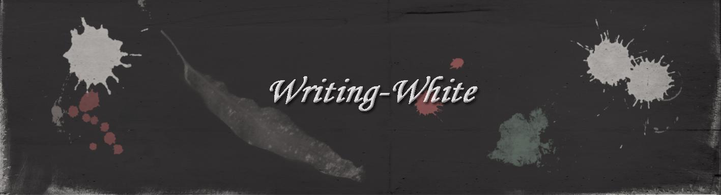 Writing White