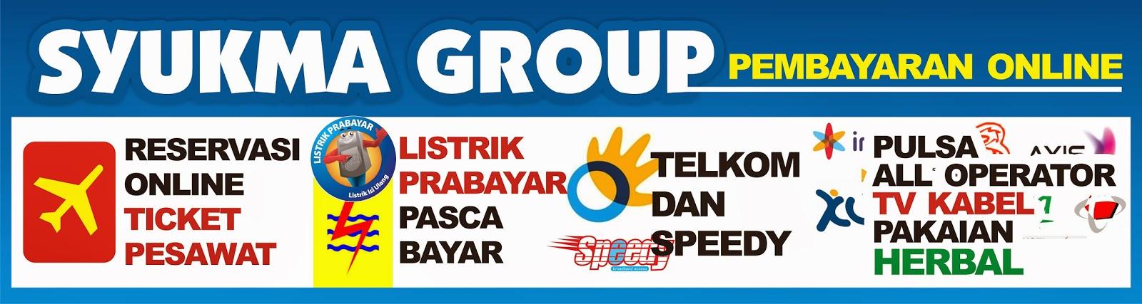 syukma groups- Pembayaran Online di Air Dingin Lubuk Minturun