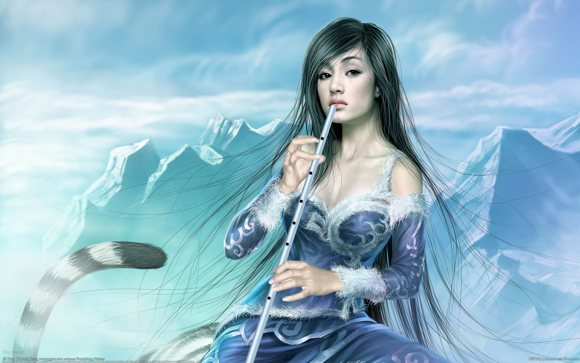 CG Art Wallpaper Tang Yuehui Artwork 04