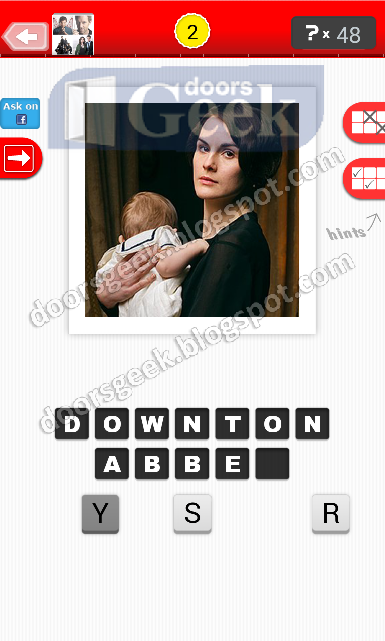 answer downton abbey guess the tv show level 4 2 answer cheats