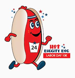 Hot Diggity Dog Labor Day 10k
