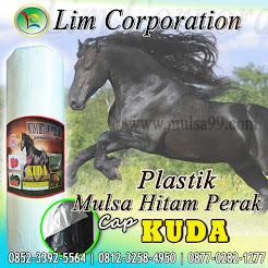 MULSA PLASTIK Cap KUDA