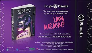 Novela de Mario Mendoza