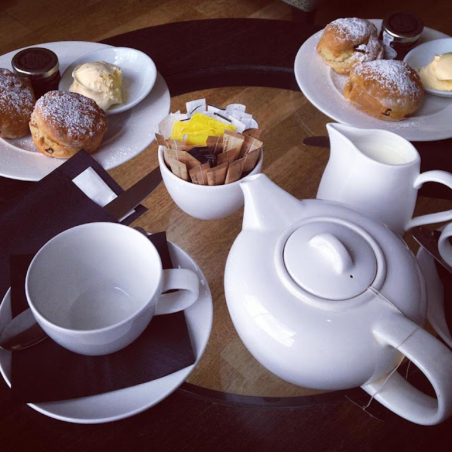 Cream Tea for Two