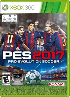 Download - Pro Evolution Soccer 2017 - PES 2017