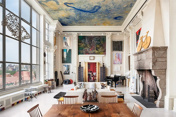 13 Stunning Apartments In New York: BLOG: Apartamento En New York